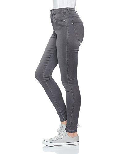 ONLY Damen Jeanshose Grau (Medium Grey Denim)