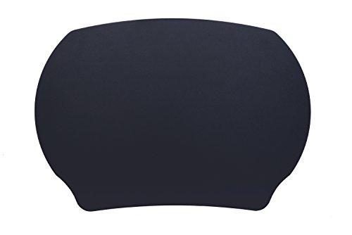 KM-Gaming K-GP2 Stardust Hard Mauspad Midnight Black [360 x 240mm] (Logitech-maus-pad, Hard)