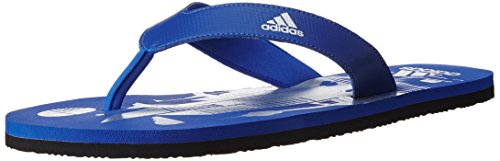 Adidas Men's Beach Print Max Out Men Flip-Flops and House Slippers