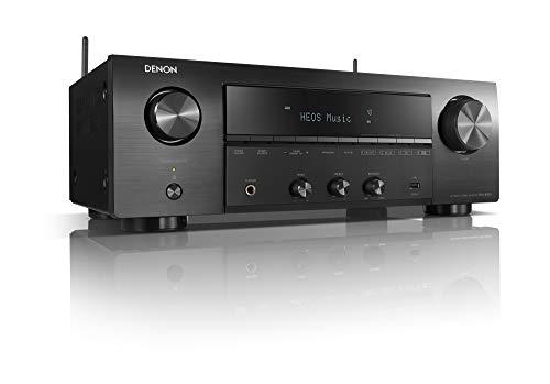 Denon DRA-800H Stereo-Netzwerk-Receiver (2x 145W, UKW/DAB+,WLAN, HDMI, Phono-Eingang), schwarz