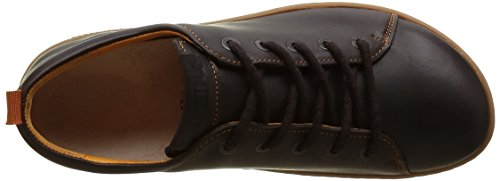 Birkenstock Islay, Scarpe Stringate Basse Brogue Donna Marrone (Dark Brown)
