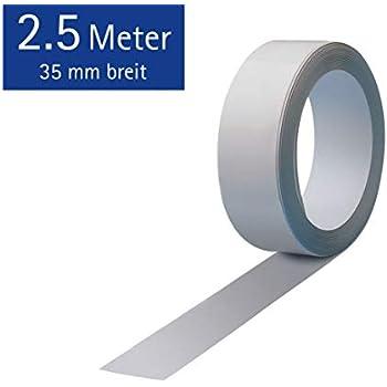 1/cm de large 3-3361/Argent haute temp/érature en acier inoxydable//acrylique film adh/ésif ruban adh/ésif Tapecase 0.375 0/cm d/épaisseur 1/cm X 2,7/m 7,6/cm de long Rouleau
