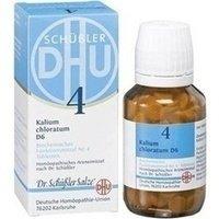 DHU Schüßler 4 Kalium chloratum D6 Tabletten, 200 St.