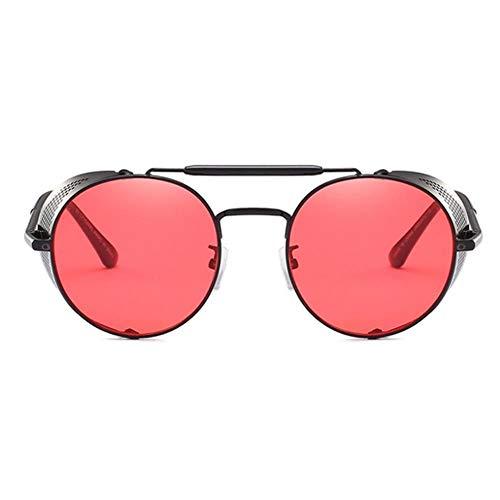 ZHOUYF Sonnenbrille Fahrerbrille Unglasses Sonnenbrillen Für Herren Und Damen Punk-Brillen Für Damen Retro Women's Eyes, F