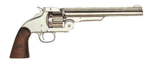 Denix Replica Armee Revolver Smith & Wesson Modell 1869 Pistole (Smith Wesson)