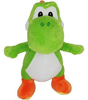 Nintendo XXL Plüsch Figur Yoshi Supermario Riesen Plüschtier Grün 60 cm - Soft-plüsch Plüschtiere