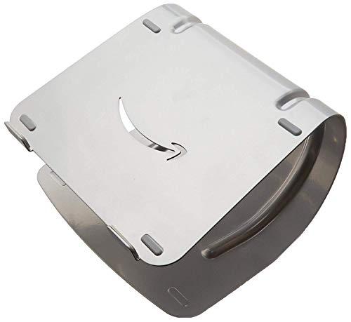 AmazonBasics Support d'ordinateur portable en aluminium Argenté