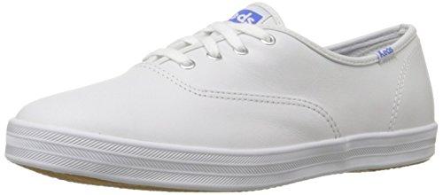 Keds Damen Champion Core Lth-White Sneaker, Weiß), 38 EU