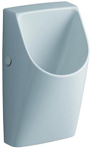 Keramag Urinal Renova Nr. 1 Plan wasserlos weiß(alpin), 235170000