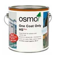 OSMO Einmal-Lasur HS Plus 2,5 Liter Fichte Weiss 9211