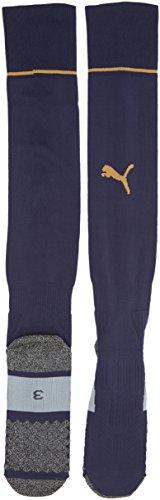 Puma Figc-T-shirt Blu - Peacoat/Victory Gold