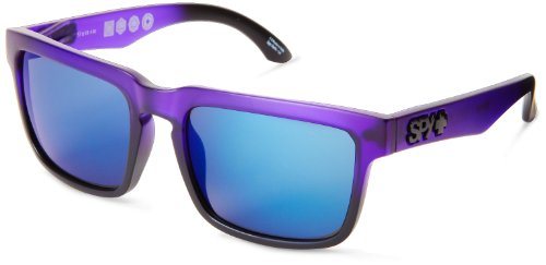 Sunglasses Spy Helm Deep Porpora - Bronze With Porpora Spectra Lens (Default , Porpora) - Spy Bronzo Da Sole