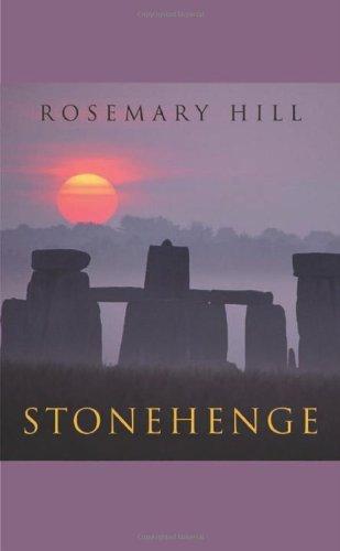 Stonehenge (Wonders of the World (Harvard University Press)) by Rosemary Hill (2008-12-15)