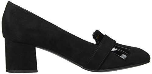 Marco Tozzi  24401, Escarpins femme Noir (Black Comb)