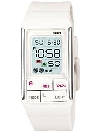 Casio Collection – Reloj Mujer Digital con Correa de Resina – LDF-52-7AEF