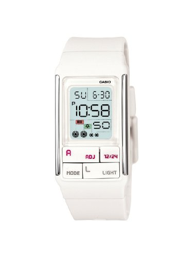 Casio Damen-Armbanduhr Collection Women Analog - Digital Quarz Resin LDF-52-7AEF