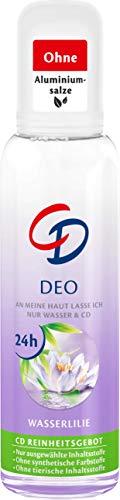 CD Desodorante Vaporizador Agua lirio