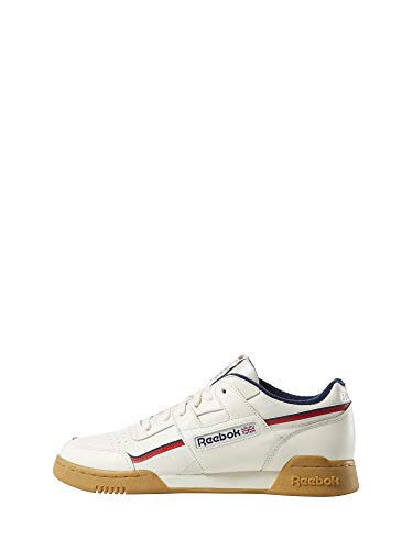 Zoom IMG-2 reebok workout plus scarpa white