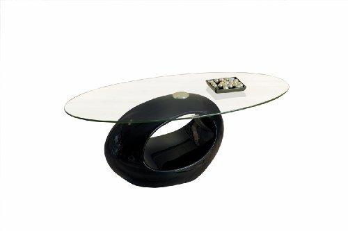 Links - Think Design,  Tavolino da salotto Nigra, colore: Nero