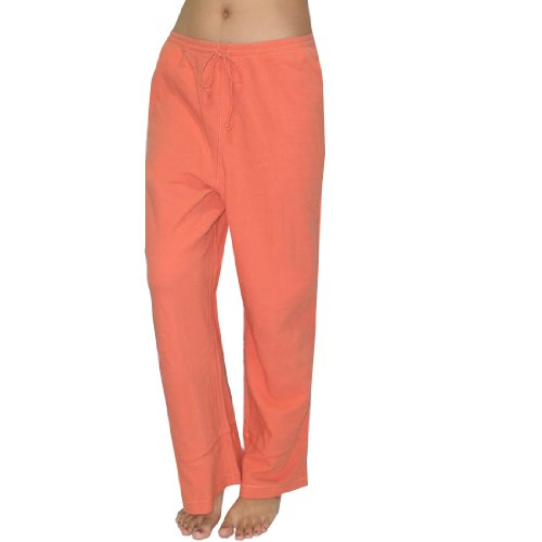 tommy-bahama-womens-knit-lounge-pants-yoga-pants-x-large-orange