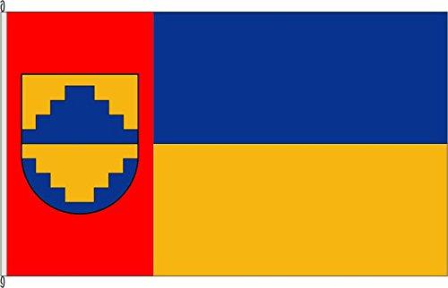 Flagge Fahne Autoflagge Methler - 30 x 45cm