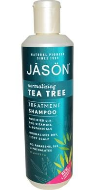 Jason Shampoo, Tea Tree huile Therapy, 517ml