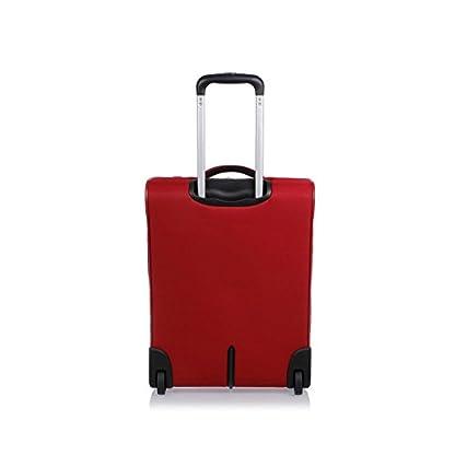 Trolley Cabina 55 Cm 2 Ruote | Roncato Ironik | 415113-Rosso