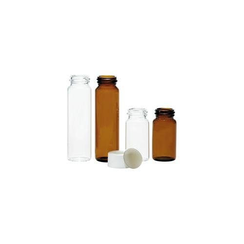 National Scientific b7920-vo EPA VOA Glas Flakon, 20 ml Volumen, 28 mm D x 57 mm H, Klasse 100, transparent (500 Stück)