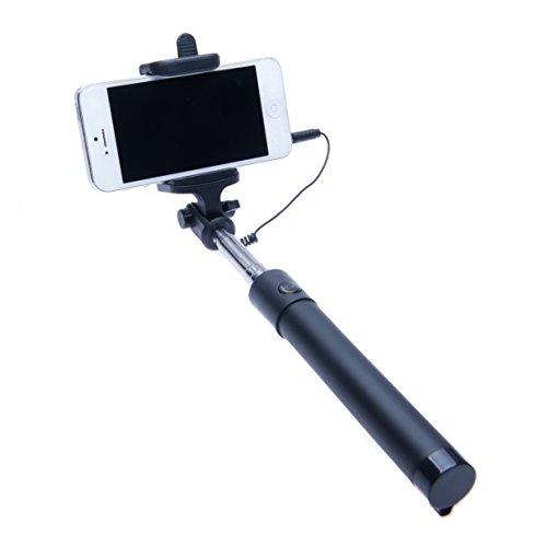 Selfie Stick Keple Extensible Mini Portátil Soporte de teléfono para Huawei P9 / P9 Lite, P10 / P10 Lite, P20 / P20 Pro, Mate 20 / Mate 20 Pro Móvil Foto Video Cámara Viajes