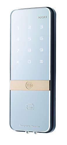 Yale 0503130006011 Cerradura Digital Inteligente YDG313 para puertas d