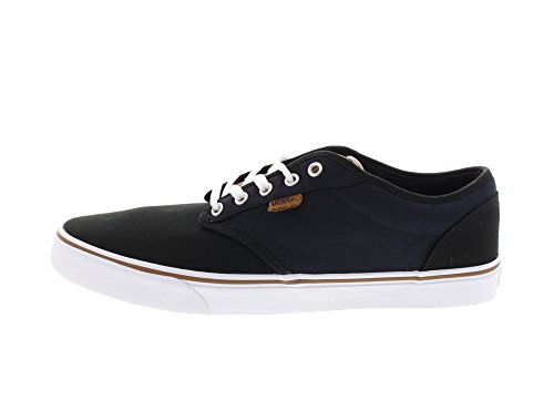 Vans Mn Atwood, Sneakers Basses Homme (C&L) black check
