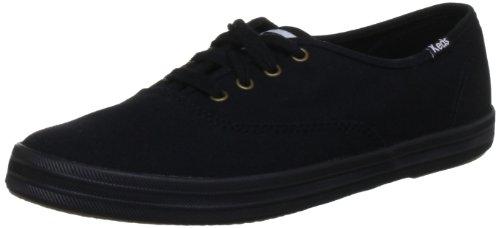 Keds Champion CVO WF34949 Unisex-Erwachsene Sneaker, Schwarz (Black), EU 38 (Keds Vintage)