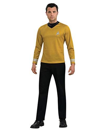 Horror-Shop Star Trek Captain Kirk Kostüm M