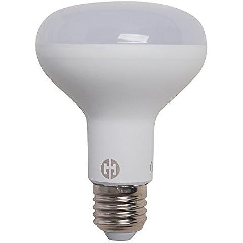 Bombilla THG 1x E27 R80 10W luz LED 5500K 840LM Voltaje 200-240V D¨ªa Blanco Ninguno Regulable