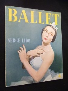 Serge Lido. Ballet 4. Numéro spécial de Art et industrie.