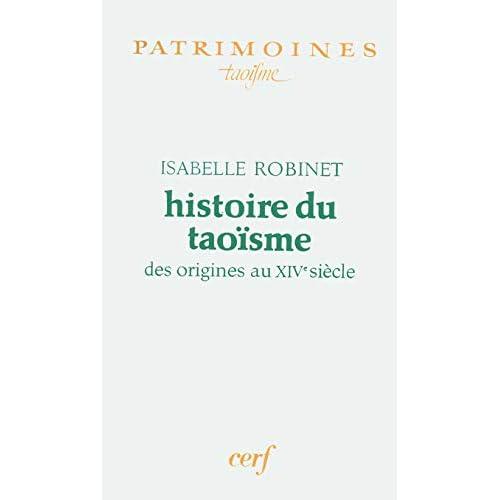 Histoire du taoïsme : Des origines au XIVe siècle