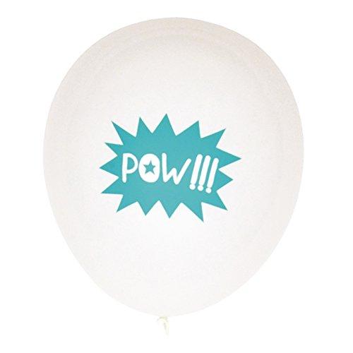 Party-Ballons Superhelden 5er Set
