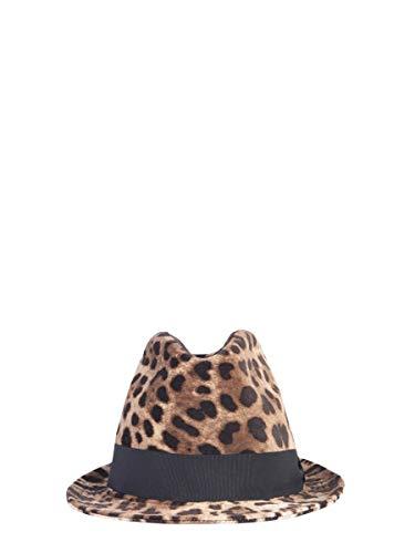 DOLCE E GABBANA Damen Fh430afswbhhy13m Braun Baumwolle Hut Dolce & Gabbana Hut