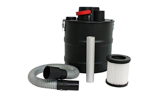 Bcalpe ECA806N-18L - Aspirador ceniza, 1200 W, color negro