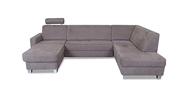 Sofa Couch Ada Alina Wohnlandschaft Saltburg Mit Schlaffunktion