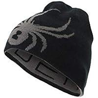Spyder - Chubasquero Reversible para niño, Infantil, Color Polar/Black, tamaño Talla única