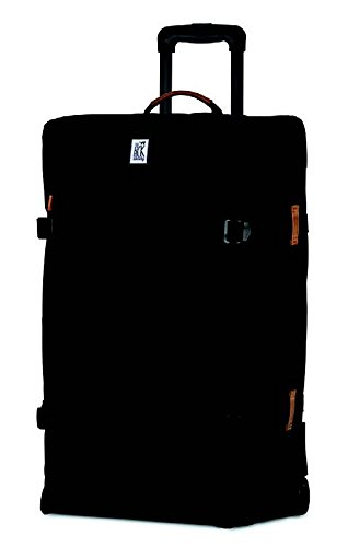 The Pack Society Check-In Trolley Koffer, 73 cm, 100 Liter, Solid Black