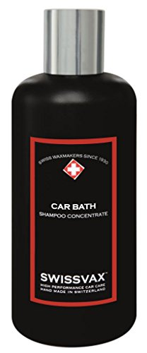 Swissvax Europe SWISSVAX/SWIZÖL CAR BATH Wasch-Konzentrat 250ml