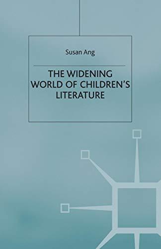 The Widening World of Children's Literature (Kipling Karriere)