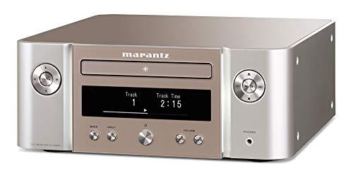 Marantz Melody X (M-CR612) HiFi Anlage, CD-Player, DAB+ Radio, Musikstreaming, HEOS Multiroom, Bluetooth und AirPlay 2, Alexa Kompatibel, 2 Optische TV-Eingänge