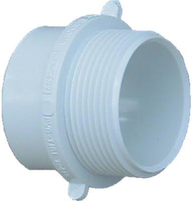 Genova Produkte Stecker Rohr Gewinde Fitting Adapter, 72420 (Mpt Stecker-adapter)