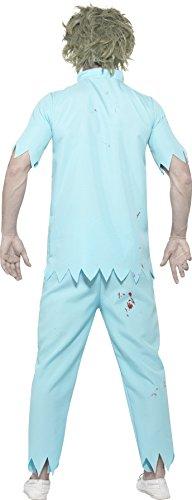 Imagen de smiffy 's–disfraz de halloween zombi dentista de los hombres grande  alternativa
