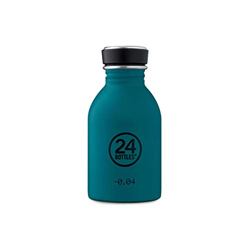 24Bottles 250ml Urban - Stone Atlantic Bay Trinkflasche