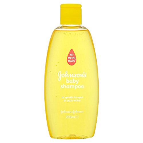Johnson and Johnson baby Gold Shampoo - 6 PACK - BULK