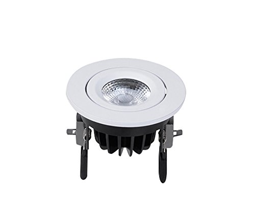 Spot LED COB a incasso, faretto LED da soffitto, faretto